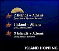 Suggested Island Hopping itineraries